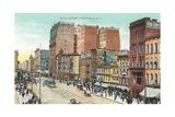 Vintage Main Street  Buffalo