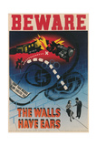 Beware  the Walls Have Ears