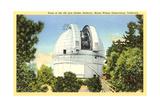 Hooker Reflector Telescope  Mt Wilson