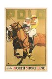 Polo Poster Reproduction d'art