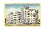 St Joseph's Infirmary  Houston