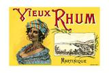 Vieux Rhum  Martinique