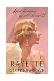 Rayette Goddess Wave Hairdo