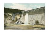 Dam  Croton on Hudson