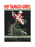 Sheet Music for My Tango Girl