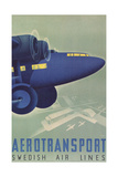 Aerotransport  Swedish Air Lines