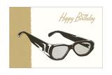 Happy Birthday Eyeglasses