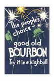 People's Choice  Bourbon