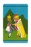 King of Hearts and Alice