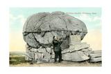 Rollstone Boulder  Fitchburg