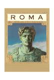Roma  Caesar Statue