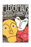 Poster for Fledermaus Theater