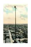 Flag Pole Gilder  South Waco