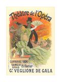 Theatre de L'Opera  1896