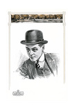 1910s Men's Hat Illustration