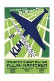 Klm Travel Poster