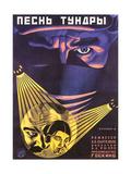 Russian Adventure Film Poster