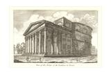 Pantheon Portico  Rome