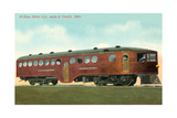 Mekeen Motor Rail Car