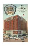 Hotel Paxton  Omaha