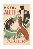 Hotel Aletti  Algerian Casino