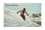 Old Time Skier  Killington