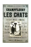 Champfleury Les Chats