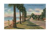 Channel Drive  Montecito  Santa Barbara
