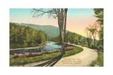 Ottauquechee River  Woodstock  Vermont