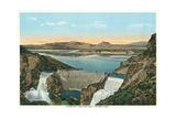 Roosevelt Dam  Apache Trail