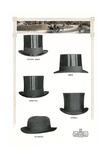 1910s Dunlap and Co Men's Hats