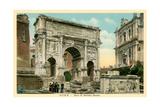 Arch of Septimus Severus  Rome