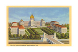 Capitol Park Extension  Harrisburg