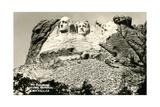 Mount Rushmore  Black Hills