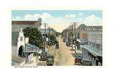 Main Street  Del Rio