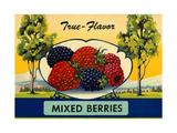 True Flavor Mixed Berries