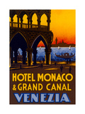 Hotel Monaco and Grand Canal