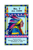 No 7 All Corn Broom
