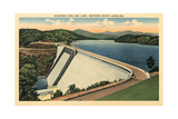 Hiwassee Dam  Western North Carolina