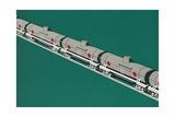 Tanker Railroad Cars