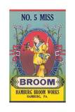 No 5 Miss Broom