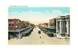 Main Street  Mcallen