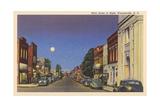 Main Street  Waynesville