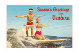 Season's Greetings from Ventura