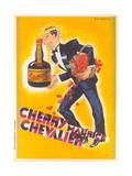 Cherry Liqueur Ad