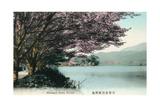 Hirosawa Pond  Kyoto