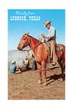 Howdy from Lubbock  Branding