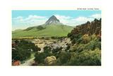 Mitre Peak  Alpine