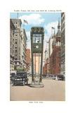 Traffic Tower  Midtown Manhattan