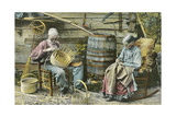 Basket Weaving in Kentucky